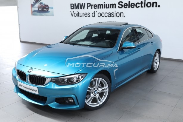 BMW Serie 4 420d gc pack m occasion