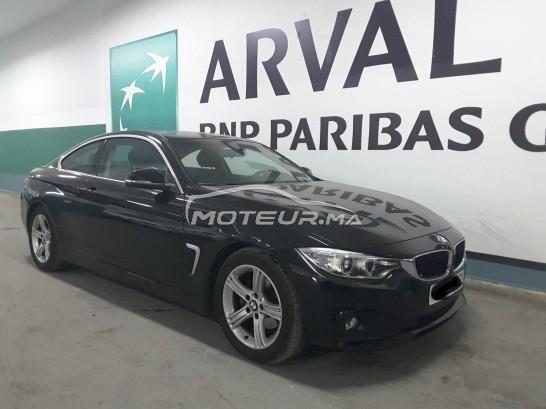 BMW Serie 4 Serie 4 coupe 420d avantage 190 cv bva مستعملة