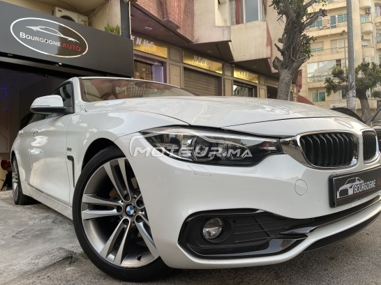 BMW Serie 4 Grand coupe مستعملة