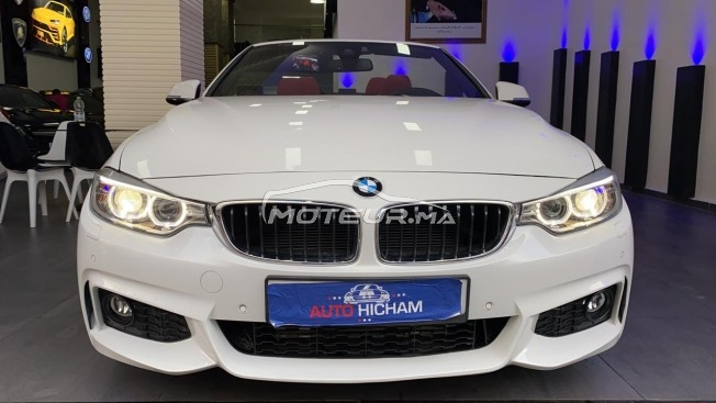 BMW Serie 4 Pack m occasion