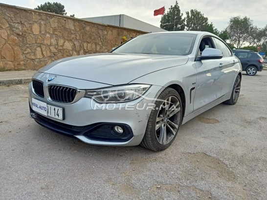BMW Serie 4 419 grand coupé sport مستعملة