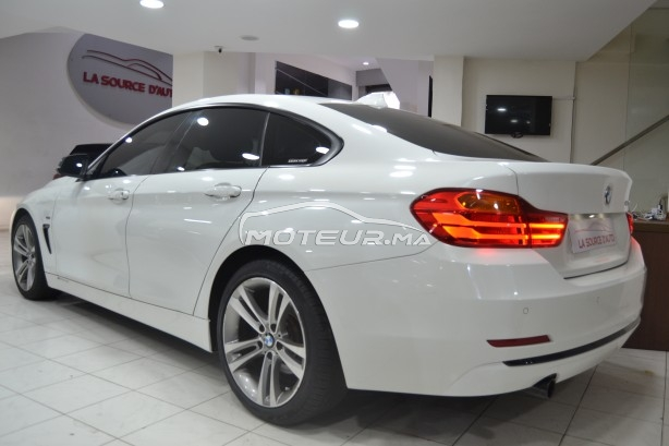 BMW Serie 4 Pack sport occasion 869497