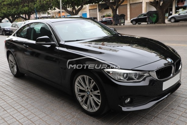 BMW Serie 4 coupe 420d occasion