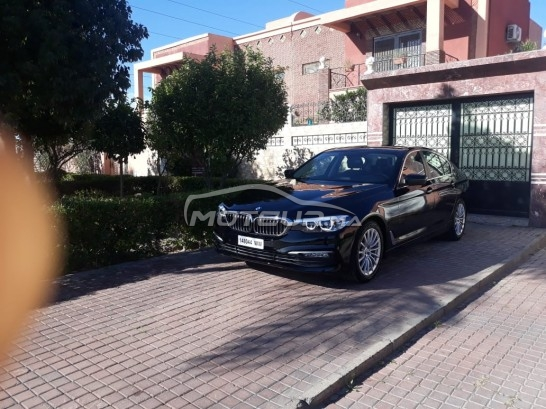 BMW Serie 5 520d occasion 635543