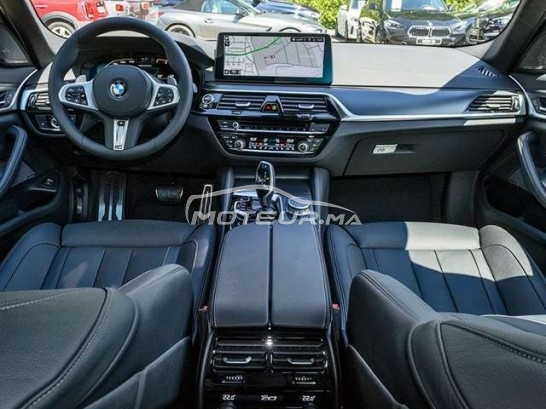 BMW Serie 5 550 facelift occasion 993312