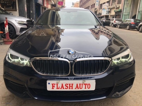 BMW Serie 5 520 pack m occasion 1160436