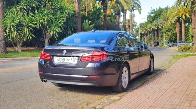 BMW Serie 5 525d occasion 650054