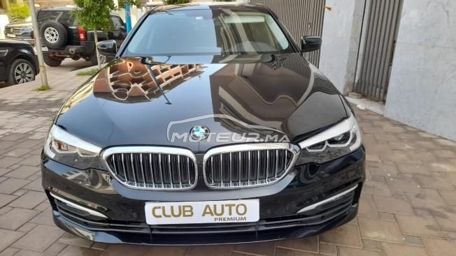 BMW Serie 5 520 d pack club occasion