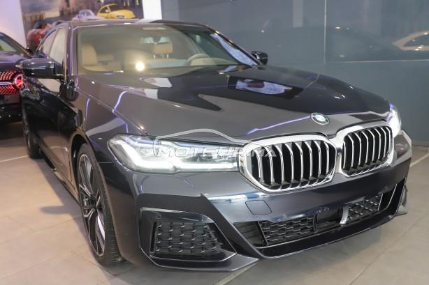 BMW Serie 5 520d occasion 1107754