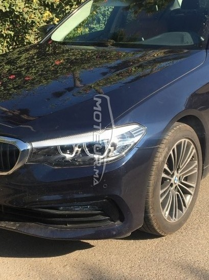 BMW Serie 5 520d occasion 659737