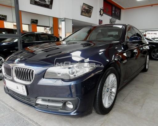 Voiture au Maroc BMW Serie 5 520d luxury 190 ch - 222665