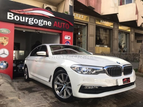 BMW Serie 5 520 luxury occasion