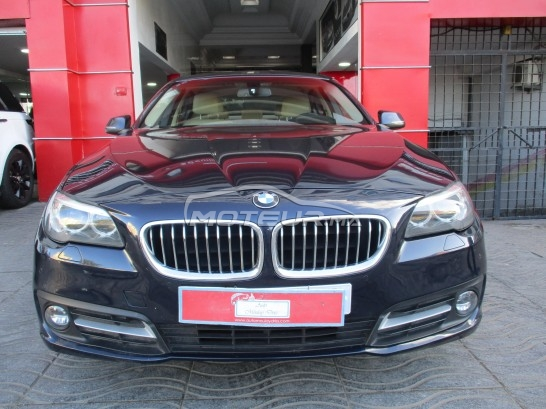 سيارة في المغرب BMW Serie 5 520d - 262683
