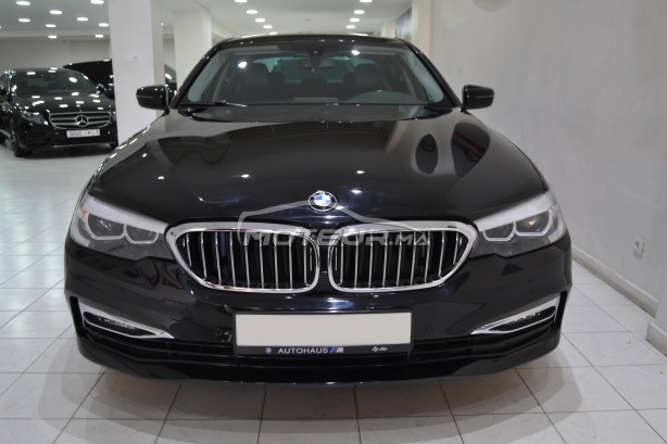 BMW Serie 5 520d occasion