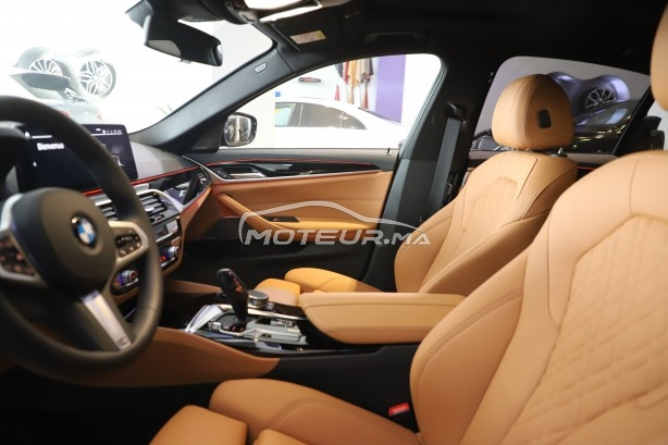BMW Serie 5 520d occasion 1107763