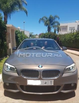 Voiture au Maroc 520d pack m 190 ch - 245634