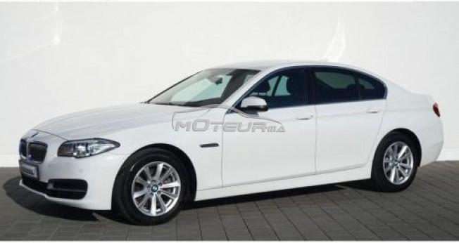Voiture au Maroc BMW Serie 5 520d limousine - 220633