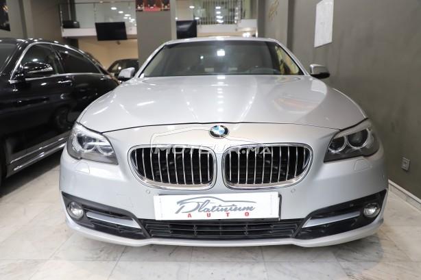 سيارة في المغرب BMW Serie 5 520d - 342329