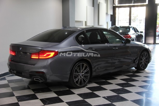 BMW Serie 5 5.30 pack m occasion 478951
