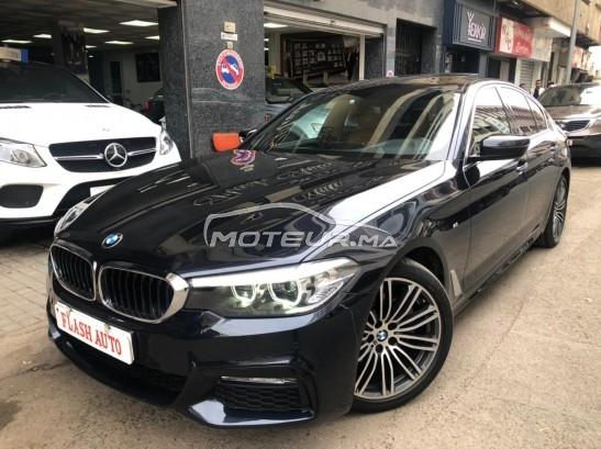 Voiture au Maroc BMW Serie 5 520 pack m - 349267