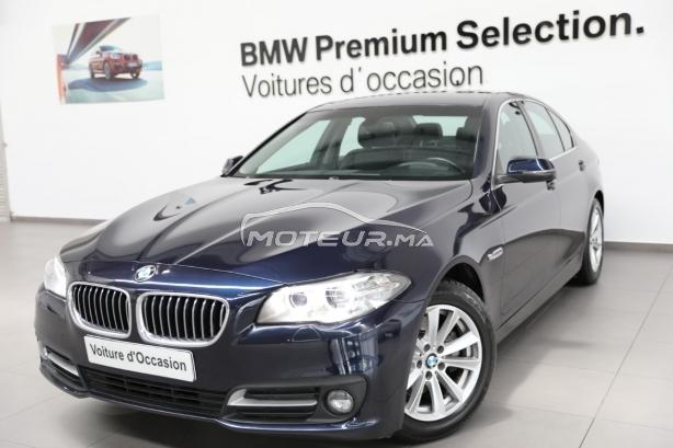سيارة في المغرب BMW Serie 5 520d - 349744