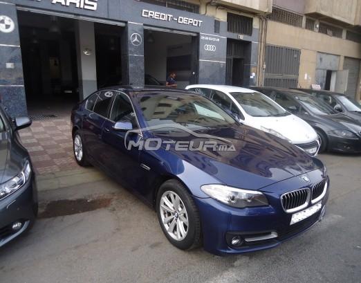 Voiture au Maroc BMW Serie 5 Serie 520 diesel exclusive - 181296