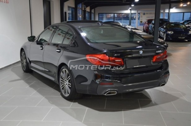 BMW Serie 5 520 d pack m occasion 686334