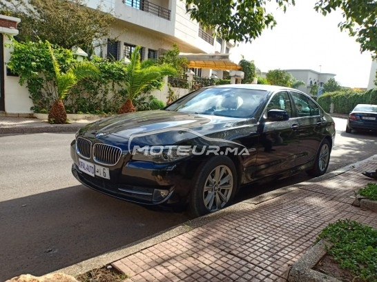 BMW Serie 5 525 avantage مستعملة
