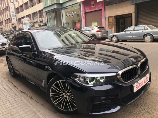 BMW Serie 5 520 pack m occasion 1160437