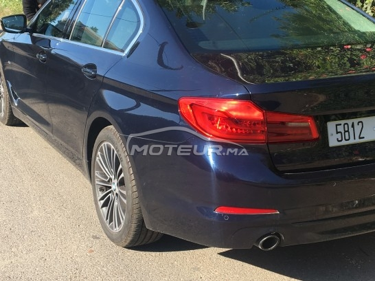 BMW Serie 5 520d occasion 659740