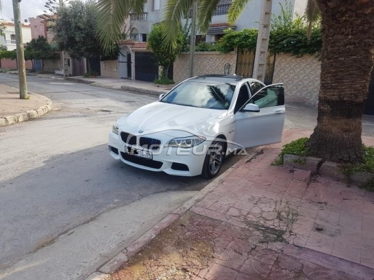 Voiture au Maroc BMW Serie 5 520d pack m - 256984