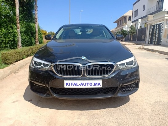 BMW Serie 5 520d sport line occasion