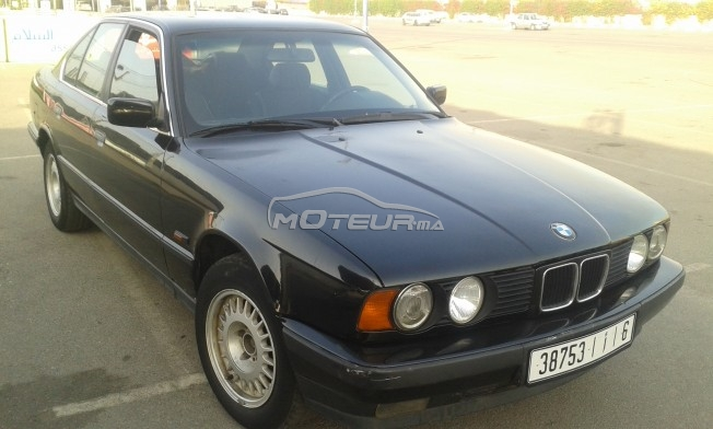 BMW Serie 5 - 525 tds occasion 388244