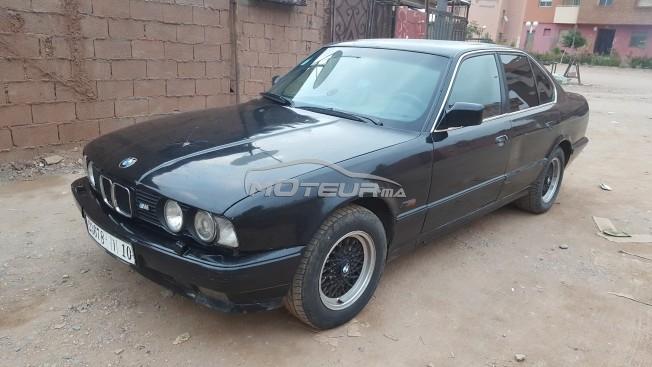 سيارة في المغرب بي ام دبليو سيريي 5 524tds - 202253
