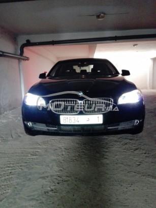 سيارة في المغرب بي ام دبليو سيريي 5 520d - 212589