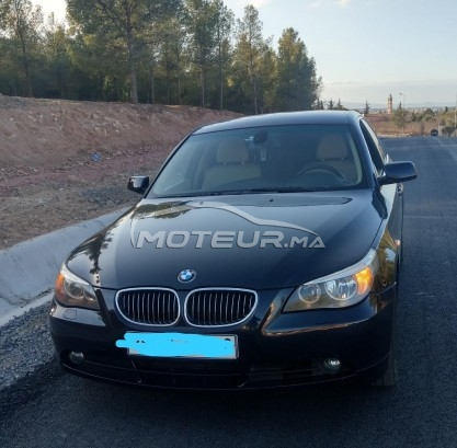 سيارة في المغرب BMW Serie 5 525d - 267051