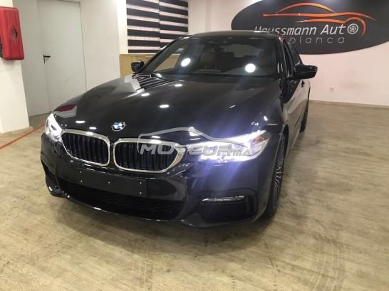 Voiture au Maroc BMW Serie 5 520d pack m - 180770