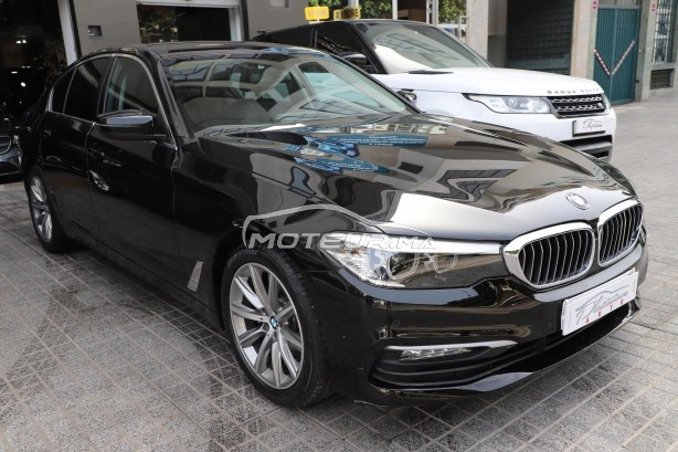 BMW Serie 5 520d occasion 1190390