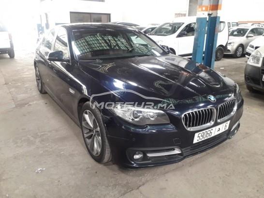 BMW Serie 5 535d exclusive line مستعملة