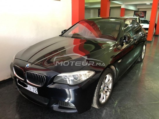 Voiture au Maroc BMW Serie 5 Pack m 535i - 257934