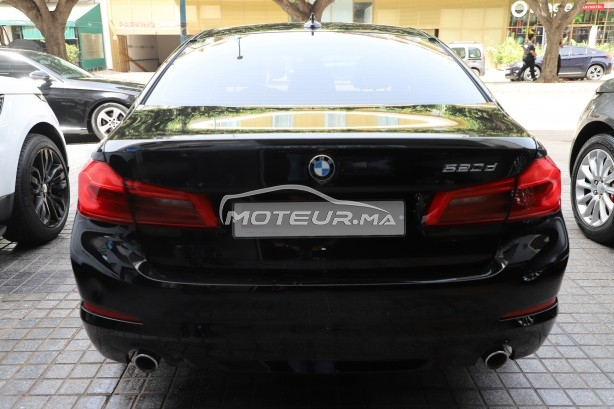 BMW Serie 5 520d occasion 1190319