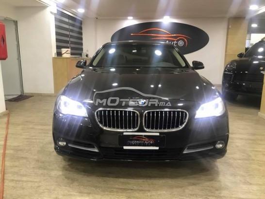 Voiture au Maroc BMW Serie 5 520d exclusive - 185287