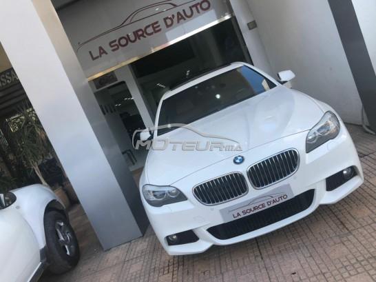 Voiture au Maroc BMW Serie 5 2013 - 212759