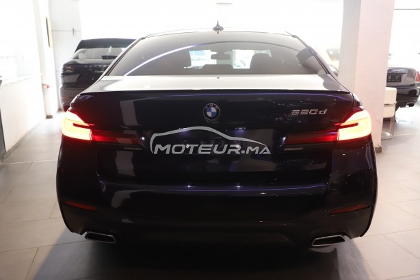 BMW Serie 5 520d occasion 1107757