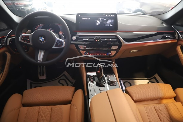 BMW Serie 5 520d occasion 1107766