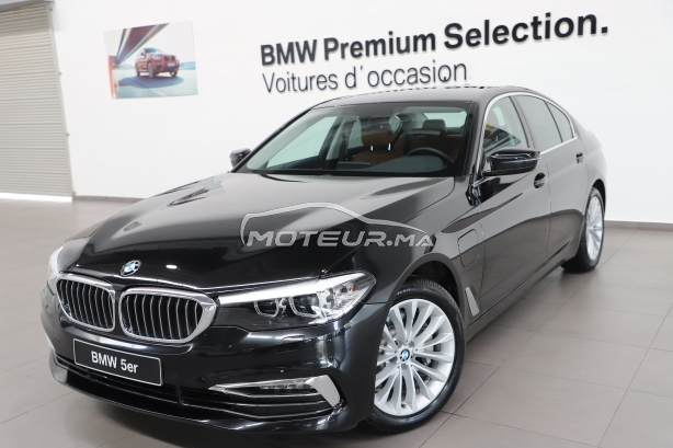 سيارة في المغرب BMW Serie 5 Bmw 530ea luxury hyb - 339456