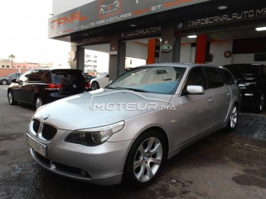 Voiture au Maroc BMW Serie 5 530d - 244723