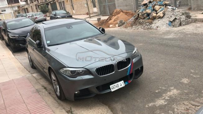 سيارة في المغرب بي ام دبليو سيريي 5 535d pack m - 215901