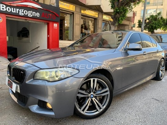Voiture au Maroc BMW Serie 5 M 535d - 270756