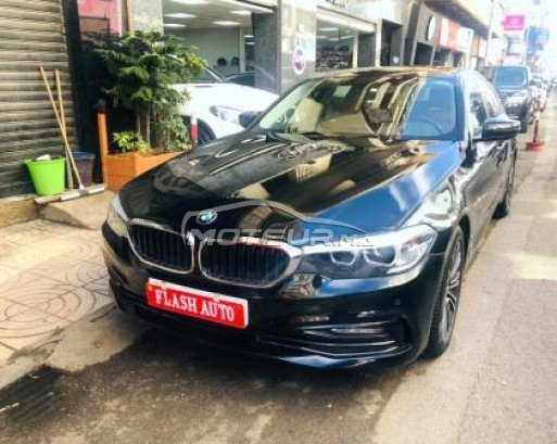 BMW Serie 5 520d sport-line occasion